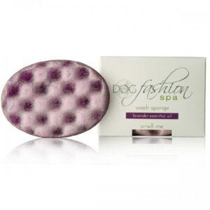 Lavender Essential Oil Wash Sponge by Dog Fashion Spa