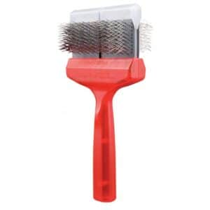 Activet mat zapper red brush grooming wide large