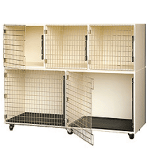 2-tier Pet Cage Bank by PetLift