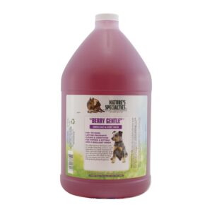 Berry Gentle Shampoo Gallon by Nature's Specialties