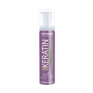 Keratin Vital Leave-in Conditioner 3.46 oz by Artero
