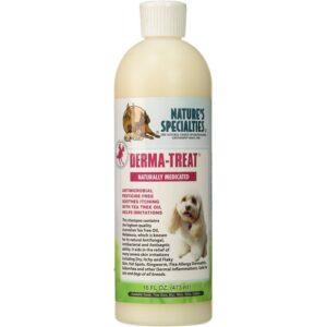 Natures specialties derma treat shampoo 16 oz