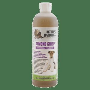 natures specialties Almond Crisp 16oz shampoo
