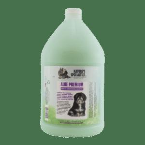 natures specialties Aloe premium gallon shampoo