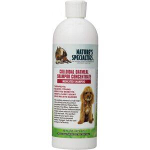 natures specialties colloidal oatmeal pet shampoo