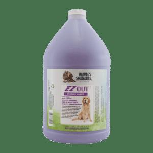 natures specialties ez out gallon shampoo