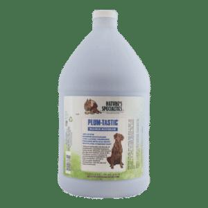natures specialties plumtastic gallon shampoo