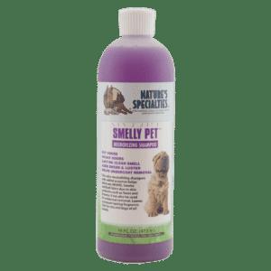 natures specialties smelly pet gallon shampoo