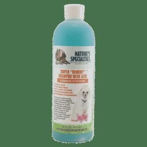 natures specialties super remedy 16oz shampoo