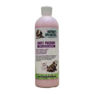 natures specialties sweet passion shampoo
