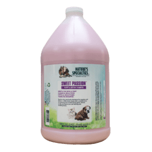 natures specialties sweet passion gallon shampoo