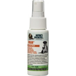 natures specialties wham anti itch spray trial size