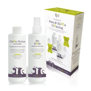 Synergy Pack - Probiotic Pet & Home Cleaning