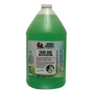 natures specialties yard dog shampoo gallon