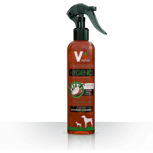 Naturally Medicated Waterless Shampoo 8oz by Advet