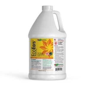 EcoEars Ear Cleaner Gallon by Vet Organics