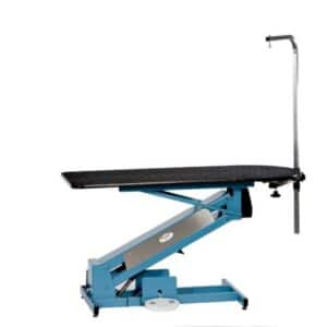 MasterLift LowRider Electric Grooming Table with Rotating Post by PetLift