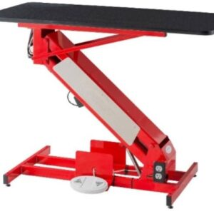 MasterLift LowRider Electric Grooming Table by Petlift