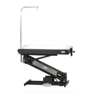 MasterLift LowRider Lighted Top Electric Grooming Table by PetLift