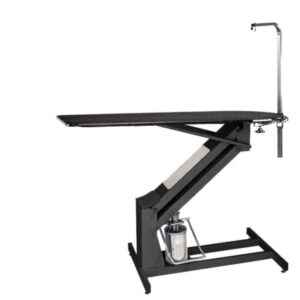 MasterLift Hydraulic Grooming Table with Rotating Post by PetLift