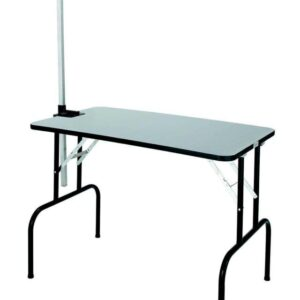 """Portable Grooming Table with Folding Legs - 36"""" x 24"""""""