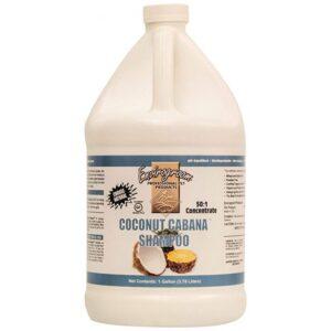 Envirogroom coconut cabana shampoo 1 gallon