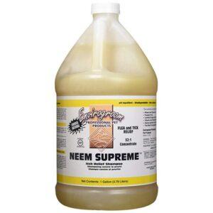 Envirogroom neem supreme 1 gallon