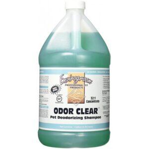 Envirogroom odor clear shampoo 1 gallon
