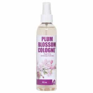 Envirogroom plum blossom cologne 8 oz