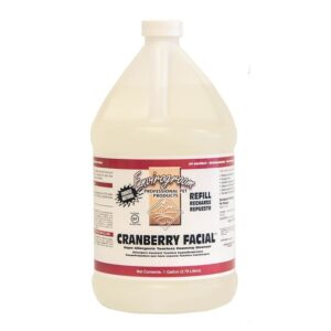 Cranberry Essence Foaming Facial 1 Gallon by Envirogroom