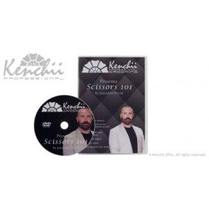 Kenchii jonathan david dvd scissors 101 instructional video