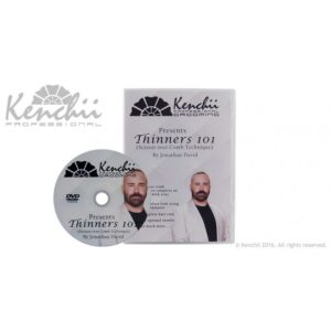 Kenchii jonathan david dvd thinners 101 instructional video