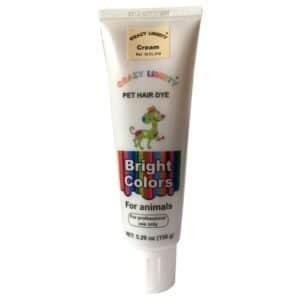 Cream Pet Hair Dye Color by Crazy Liberty