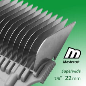 Mastercut clipper comb attachment 22mm Superwide