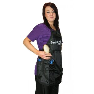 Proguard best black apron for groomers grooming outfit