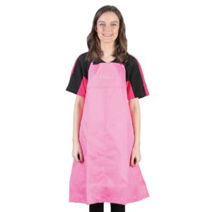 Pink Grazia Apron by Groom Professional