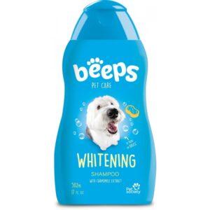 Beeps whitening shampoo with chamomile extract