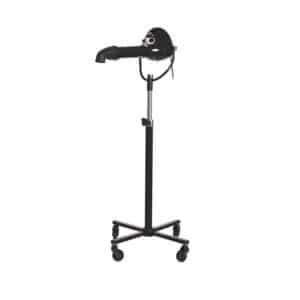 Ionic Rolling Stand Finishing Dryer Raven Black by Aeolus