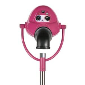 Ionic Rolling Stand Finishing Dryer Flamingo Pink by Aeolus