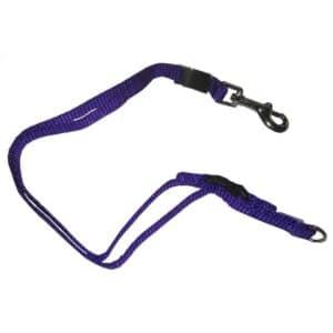 """3/8"""" Small Grooming Loop Purple by Groomer's Helper"""