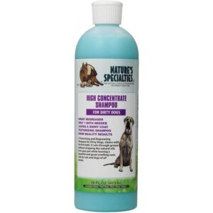 High Concentrate Dirty Dog Shampoo 16oz by Nature's Specialties