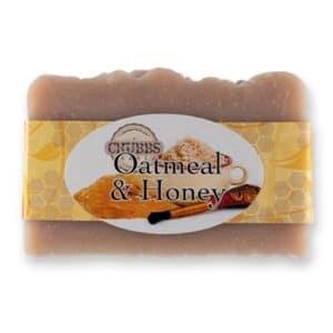 Oatmeal Honey Bar by Chubbs Bars