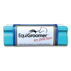 Equigroomer Deshedding Tool Turquoise