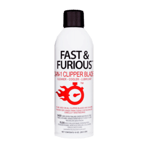 Fast And Furious clipper spray grooming lubricant cooling