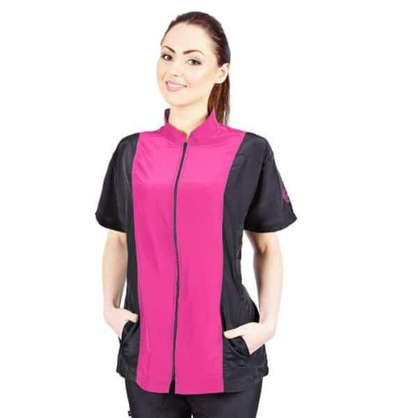 Groom Professional grooming jacket biella pink
