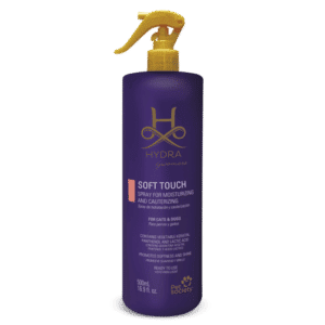 hydra soft touch spray grooming bottle