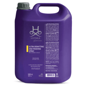 hydra ultra dematting and finishing spray 5 liters