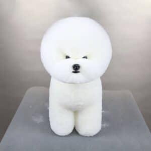 Bichon Model Dog Full Body Hairpiece by Artero