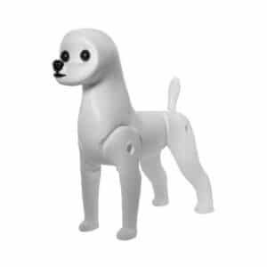 Bichon Model Dog Plastic Mannequin by Artero
