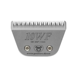 #10WF Wide Blade by PetStore.Direct